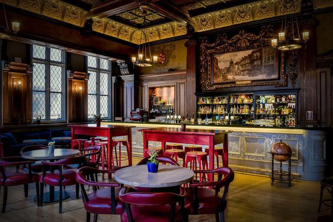 Andaz London Liverpool Street - London - Bar