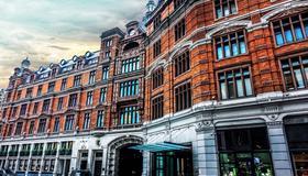 Andaz London Liverpool Street - a concept by Hyatt - Londres - Edificio