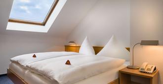 acora Karlsruhe Living the City - Karlsruhe - Bedroom