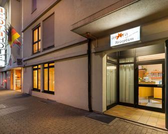 Acora Hotel Und Wohnen Karlsruhe - Karlsruhe - Building