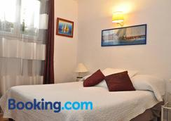 Escale au soleil Hôtel et Appartement - Fréjus - Phòng ngủ