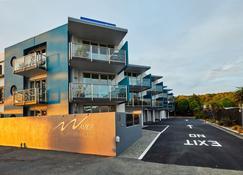 Waves Luxury Apartments - Kaikoura - Building