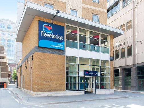 Travelodge London Liverpool Street - Lontoo - Rakennus