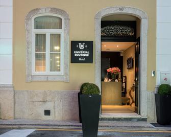 Universal boutique Hotel - Figueira da Foz - Edificio