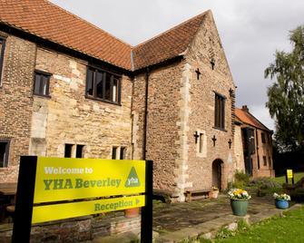 Yha Beverley Friary - Beverley - Building
