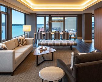 Hyatt Regency Lake Washington - Renton - Obývací pokoj
