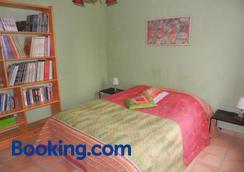 La Fenière Aux Hirondelles - Orange - Bedroom