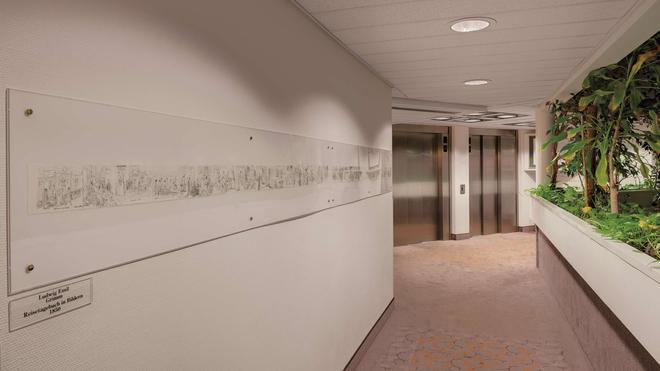 Best Western Plus Hotel Kassel City - Kassel - Hallway