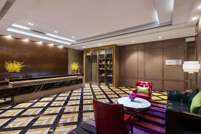 Ramada by Wyndham Shanghai Songjiang - Shanghai - Lobby