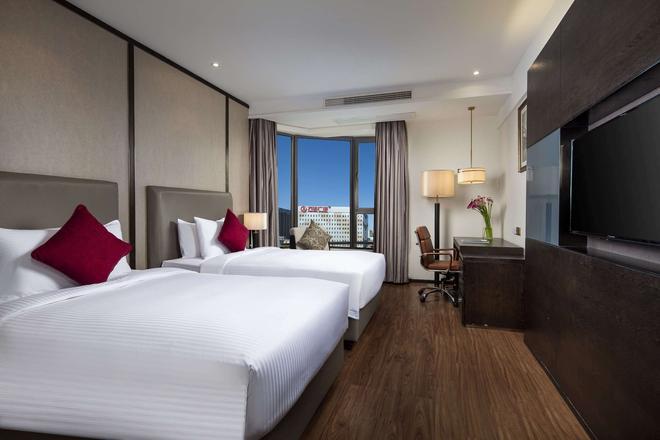 Ramada by Wyndham Shanghai Songjiang - Shanghai - Bedroom