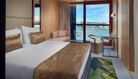 Hotel Jakarta Amsterdam - Amsterdam - Bedroom
