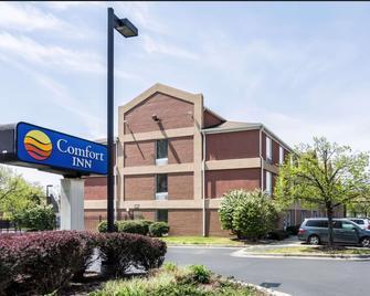 Comfort Inn at Joint Base Andrews - Clinton - Gebouw
