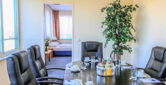Hotel Plaza Hannover - Hannover - Dining room