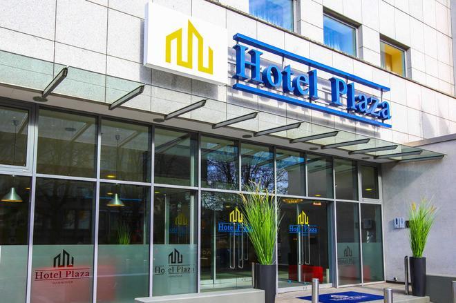 Hotel Plaza Hannover - Hannover - Building