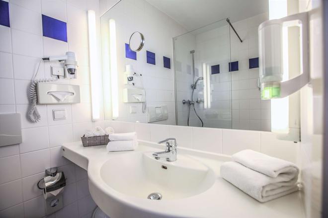 Hotel Plaza Hannover - Hannover - Bathroom