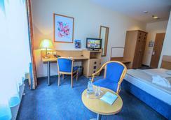 Hotel Plaza Hannover - Hannover - Bedroom
