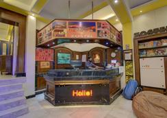 Zostel Delhi - New Delhi - Front desk