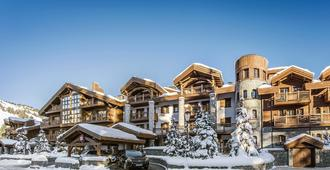 L'apogée Courchevel - An Oetker Collection Hotel - Courchevel - Gebäude