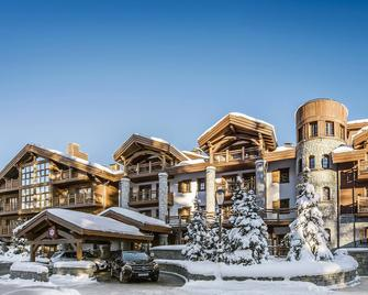 L'Apogée Courchevel - an Oetker Collection Hotel - Courchevel 1850 - Edificio