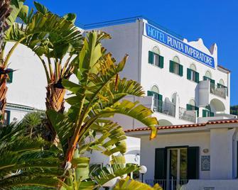 Hotel Punta Imperatore - Forio - Building