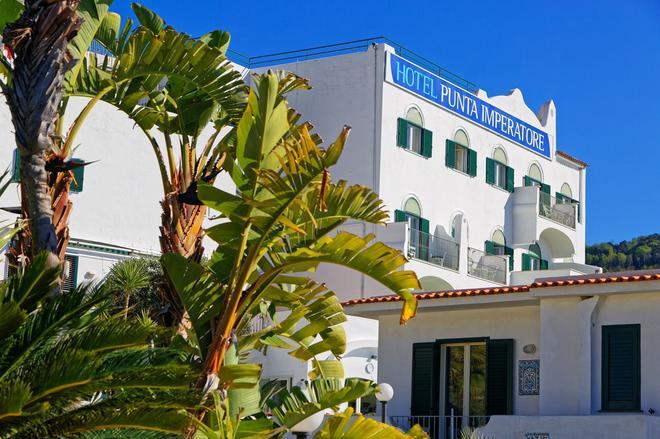 Hotel Punta Imperatore - Forio - Bâtiment