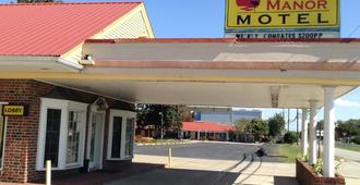 Sunset Manor Motel - Chesapeake - Building