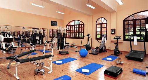 Jaz Makadi Oasis Resort - Χουργκάντα - Γυμναστήριο