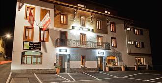 La Vallée Hotel & Spa - Bagnes - Building