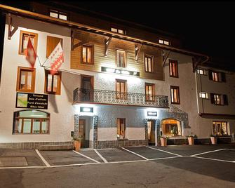 La Vallée Hotel & Spa - Bagnes - Bâtiment
