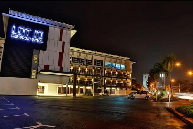 Lot 10 Boutique Hotel Kuching - Kuching - Building
