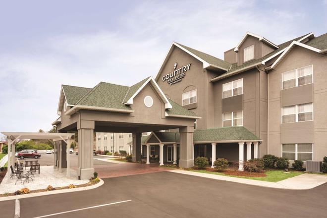田納西州查塔努加 24 號州際公路西卡爾森鄉村旅館及套房酒店 - 恰塔努加 - 查塔努加 - 建築