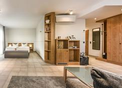 Hotel Vierjahreszeiten Iserlohn - Iserlohn - Bedroom