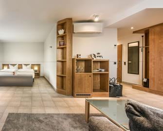 Hotel Vierjahreszeiten Iserlohn - Ізерлон - Bedroom