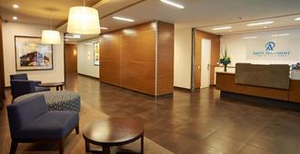 Amity Apartment Hotels - מלבורן - לובי