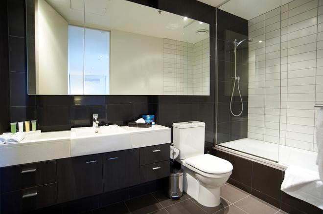 Amity Apartment Hotels - Melbourne - Μπάνιο