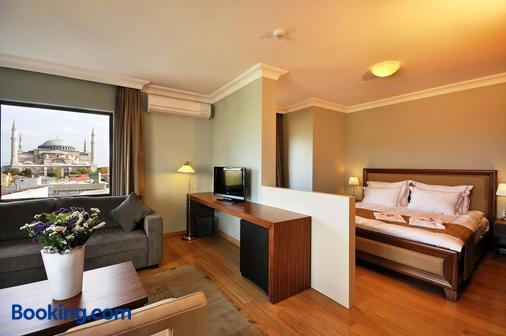 阿戈拉生活酒店 - 伊斯坦堡 - 伊斯坦堡 - 臥室