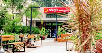 Aparthotel Adagio São Paulo Moema - Sao Paulo - Building