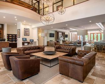 Four Points by Sheraton Santa Cruz Scotts Valley - Scotts Valley - Lounge