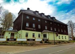 Hotel Restaurant Schwarzes Ross - Oberwiesenthal - Gebouw