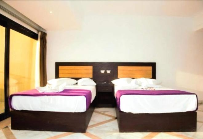 Galaxy Royal Suites Hotel - Cairo - Phòng ngủ