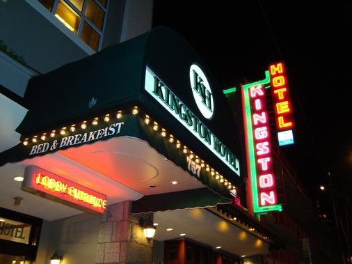 Kingston Hotel - Vancouver - Rakennus