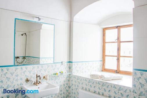 Chateau Goldenstein - Branná - Bathroom