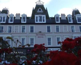 The Victoria Hotel - Isle of Bute