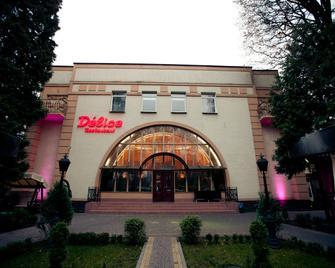 Delice Hotel - Lviv - Building