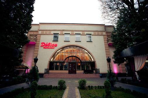 Delice Hotel - Lviv - Rakennus