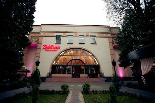 Delice Hotel - Lviv - Bygning