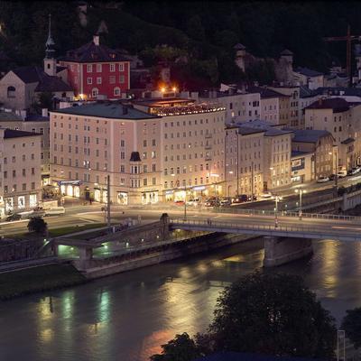 Hotel Stein - Salzburg - Toà nhà