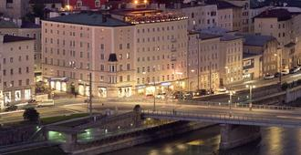 Hotel Stein (Adults Only) - Salzburgo - Edificio