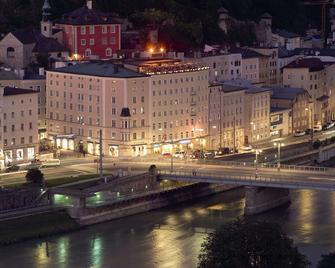 Hotel Stein (Adults Only) - Salzburg - Building