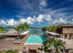 Le Barthélemy Hotel And Spa - Gustavia - Pool